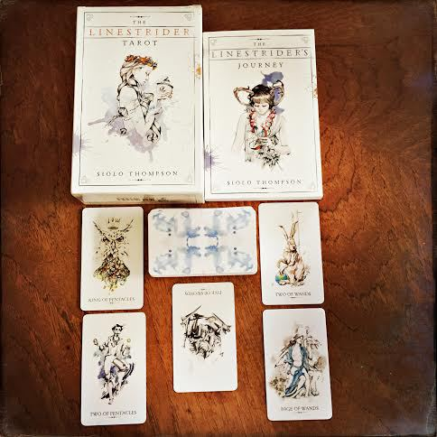Linestrider Tarot Deck Interview