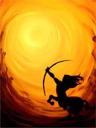 Sun into Sagittarius
