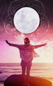 Full Moon in Libra - Pink Moon