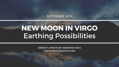 New Moon in Virgo - Earthing Possibilities