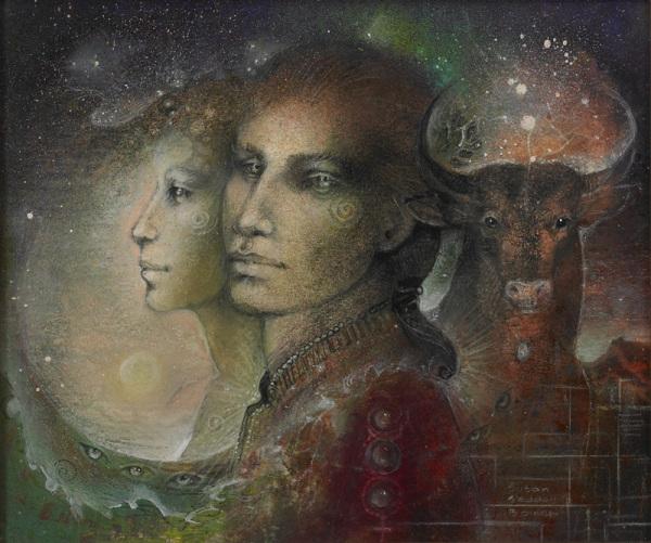 New Moon in Taurus - Seeds of Surrender
