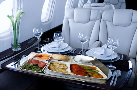 Best Airline In-Flight Meals