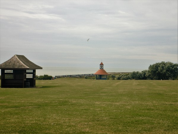 Frinton-on-sea, Greensward
