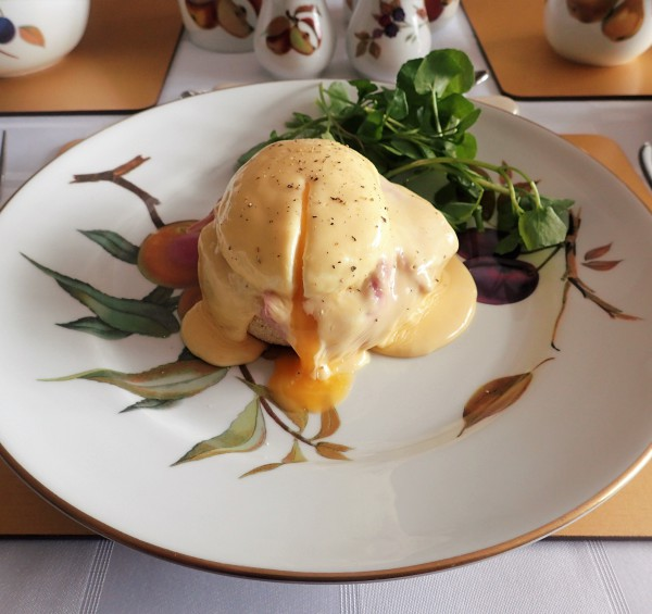 The Old Surgery Frinton - Eggs Benedict II