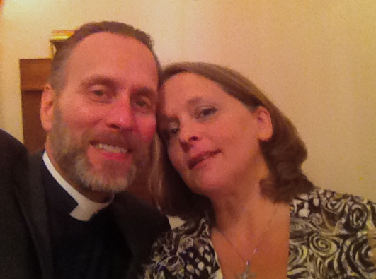 Fr. Bill and Patty Shepard