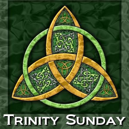Trinity Sunday 2018