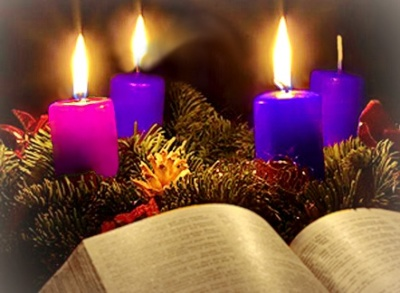 3rd Sunday in Advent 2018 (Gaudete Sunday)