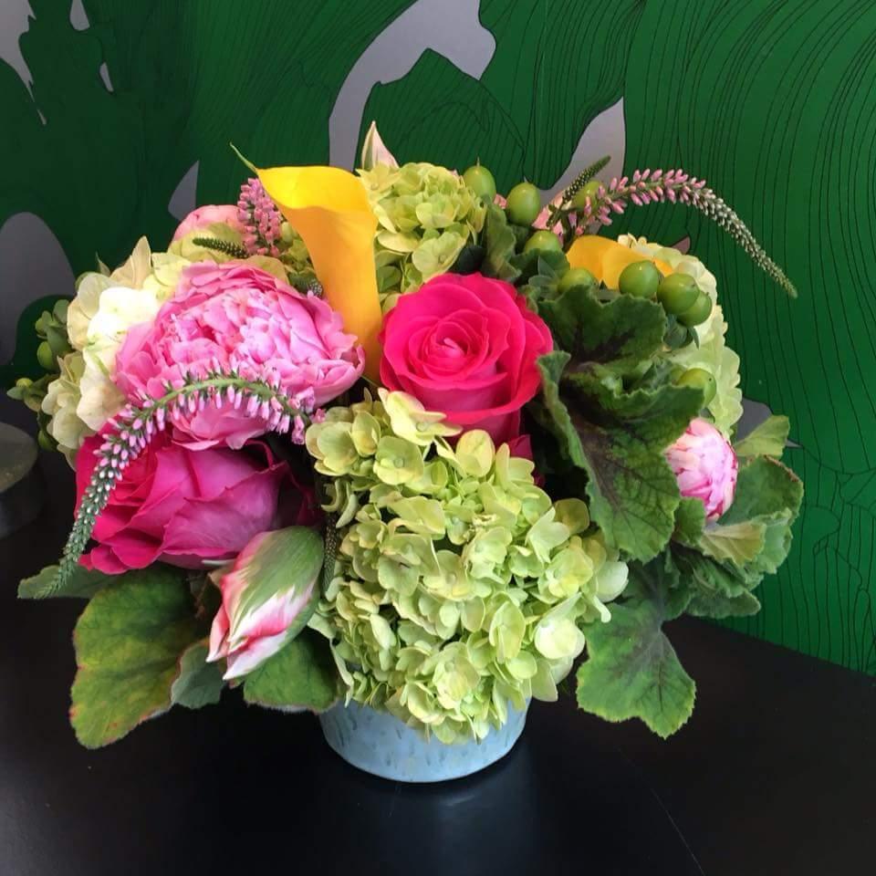 Vibrant Floral Options