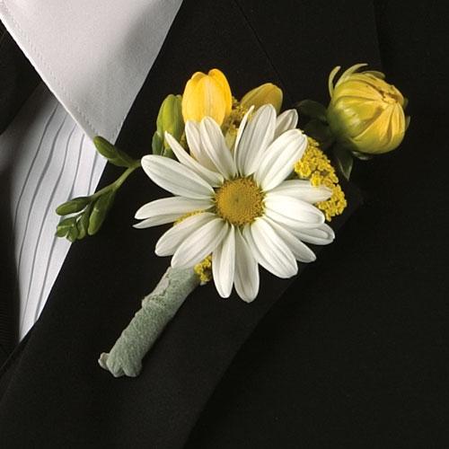 Groomsmen Florals