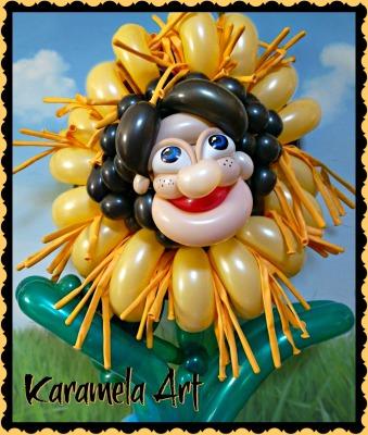 Mrs Sunflower