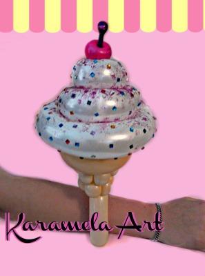 Cupcake Bracelet