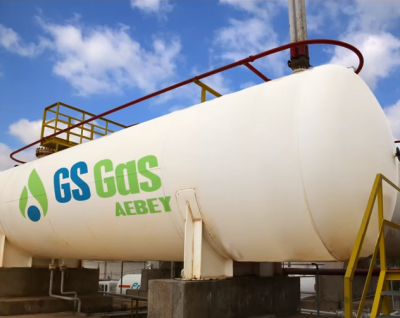 Χύμα Υγραέριο GS Gas