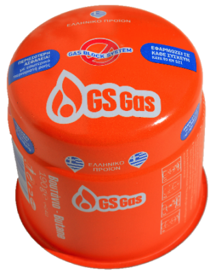safe GS gas cartridge 190g
