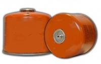 Private label gas cartridges