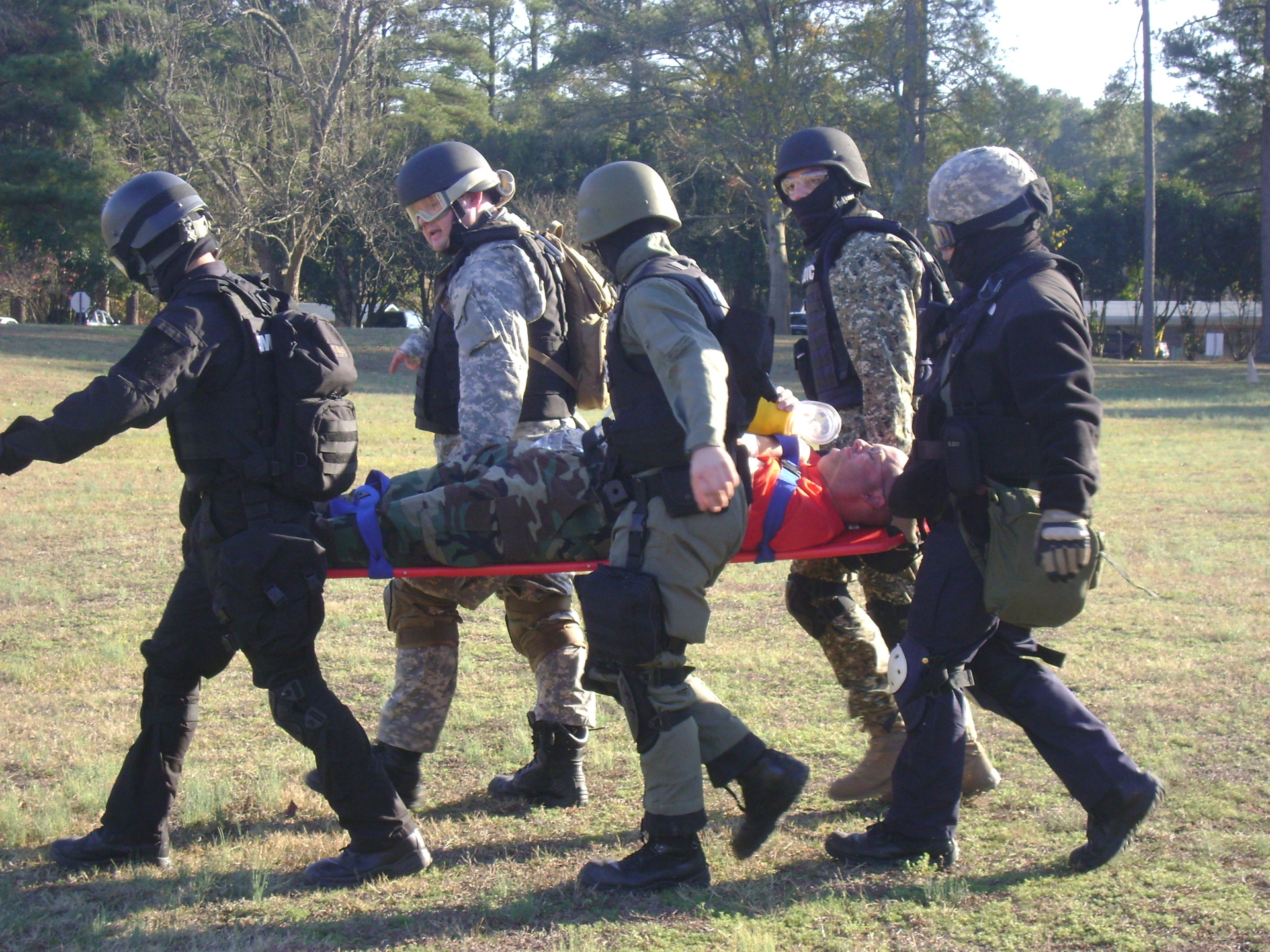 Tactical Medics International Training