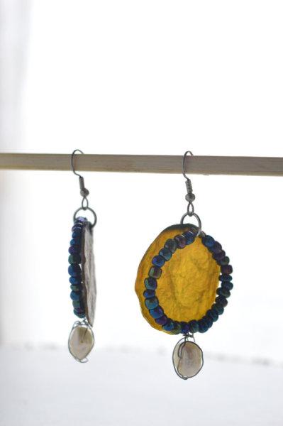 String of Pearls Earrings