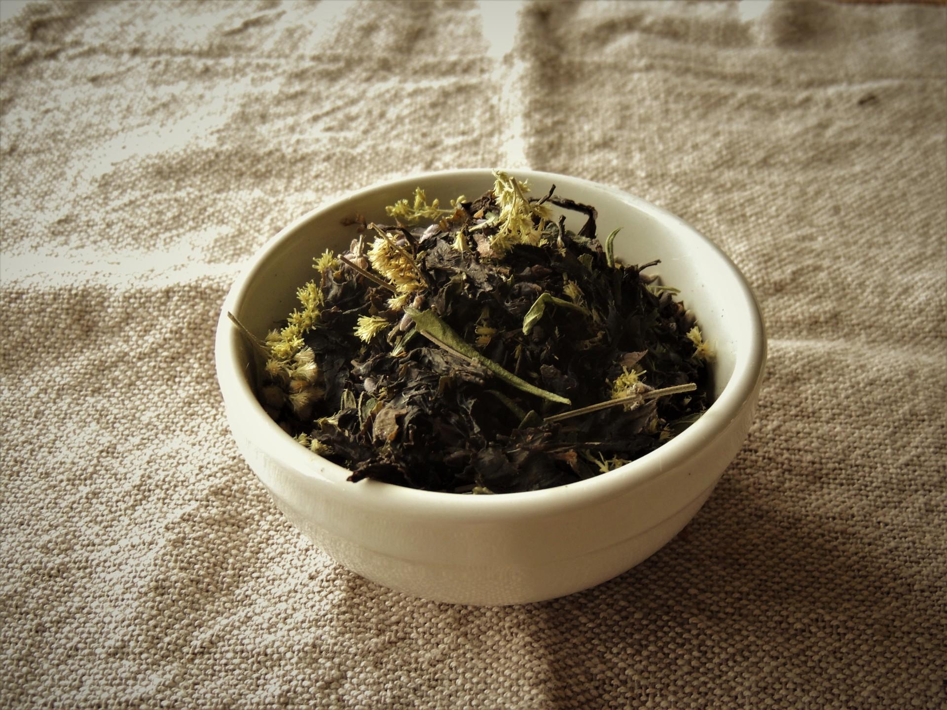 Tea Potpourri