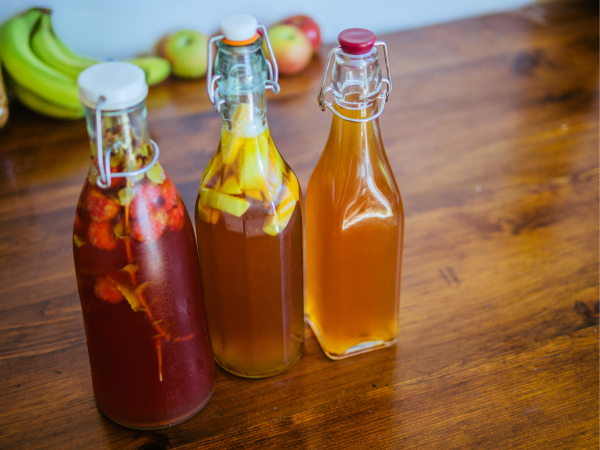 5 Favorite Uses For Kombucha Vinegar (hint: it's not just for humans)