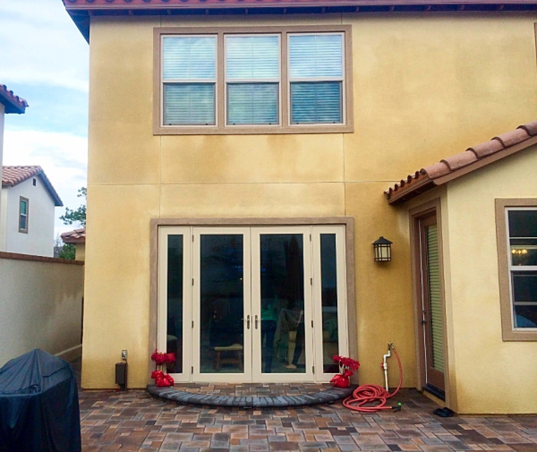 Windows-French Door conversion After