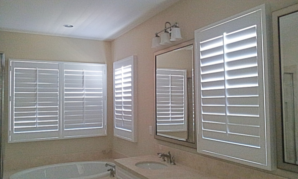 Wood Shutters After