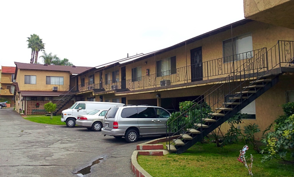 Apartment Complex Before