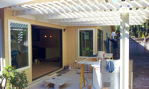 Windows and Doors Before