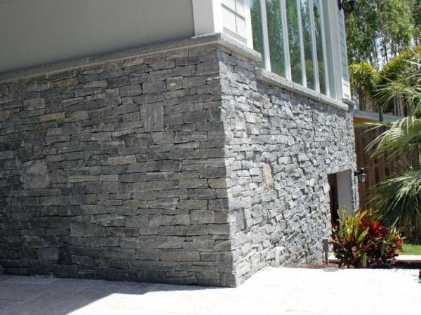 Veneer Stone Siding