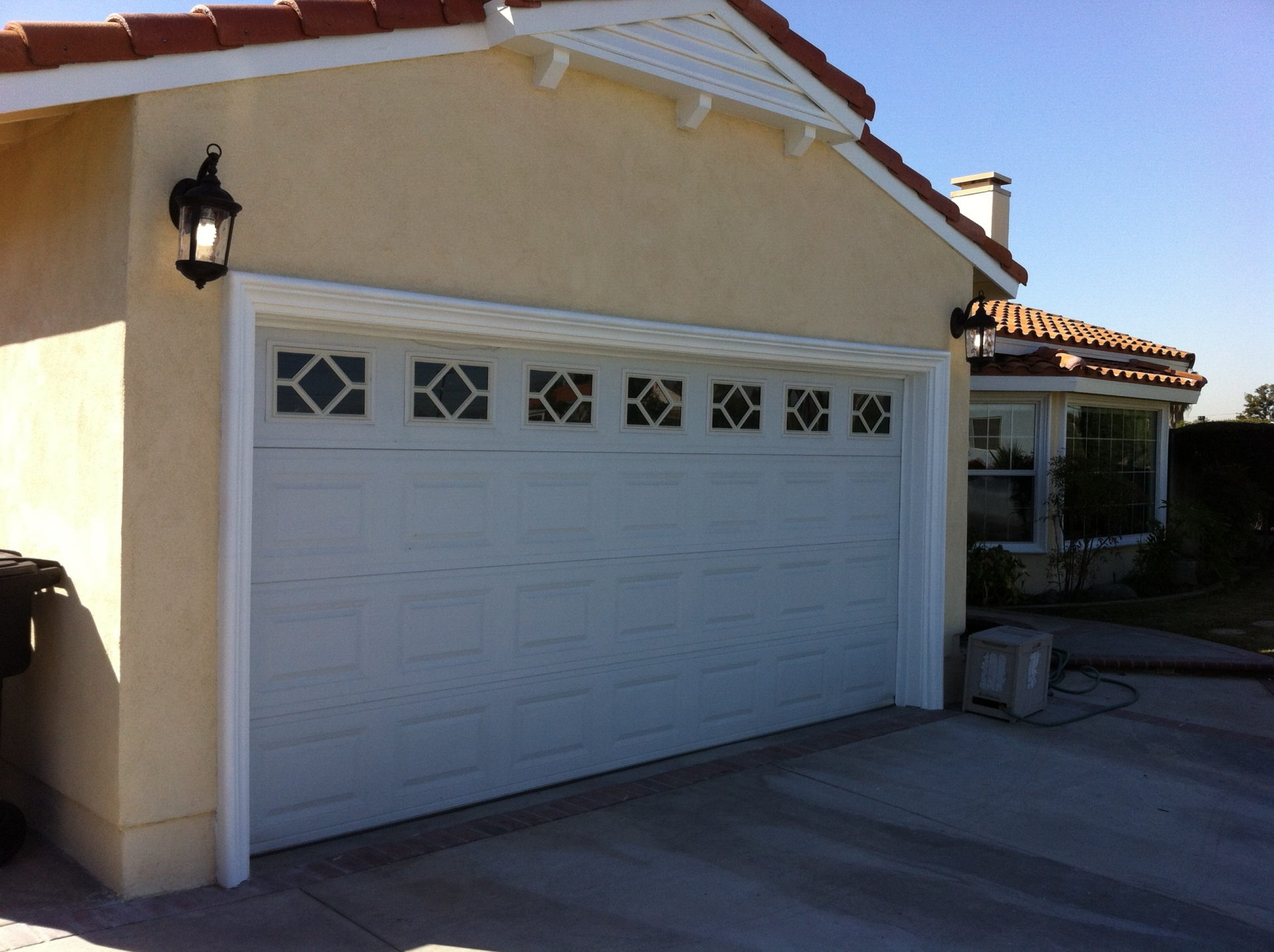 Exterior Stucco After