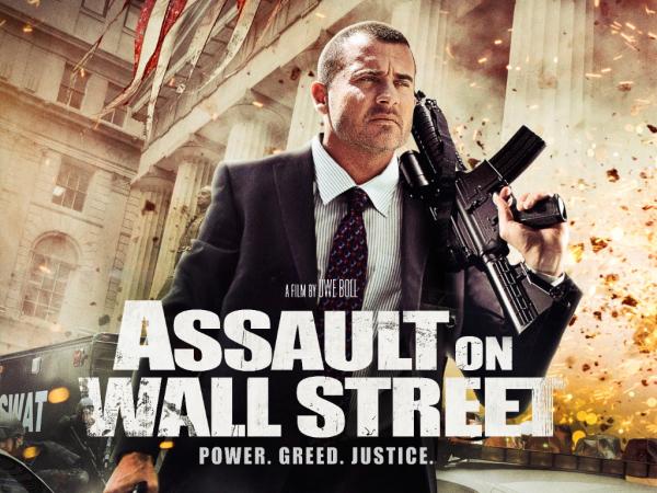 ASSAULT ON WALL STREET - 2013