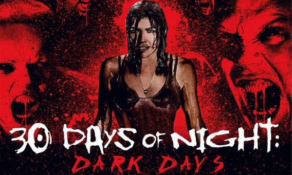 30 DAYS OF NIGHT: DARK DAYS - 2010