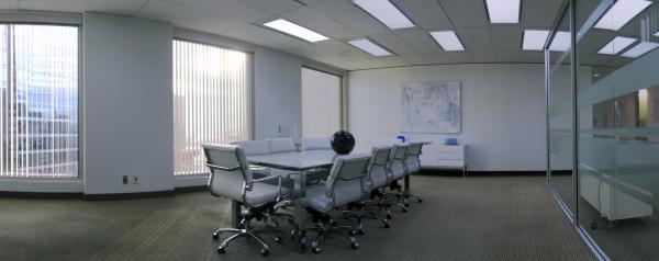 Wall Street CEO Boardroom