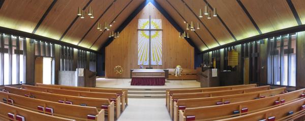 Church - Rosie's Funeral