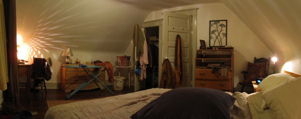 Jim's House - Bedroom