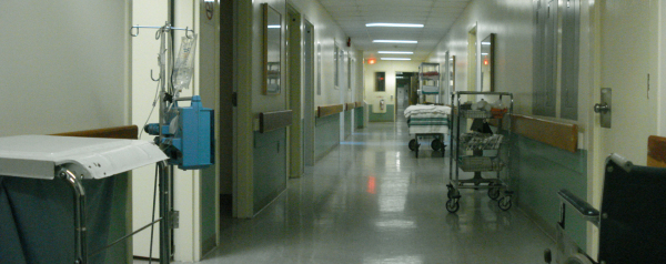 Hospice Hallway