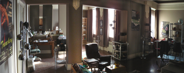 Joel's Apartment