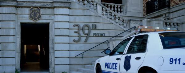 Police Precinct Exterior