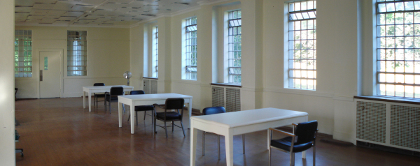 Prison interview Room