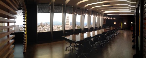 Yakuza Boardroom