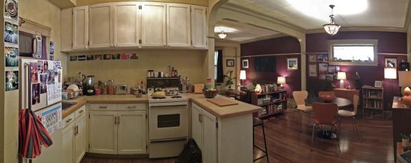 Ivy's Apartment