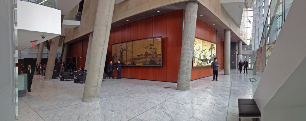 Yakuza Building Lobby