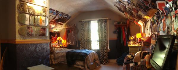 Chapin's Bedroom