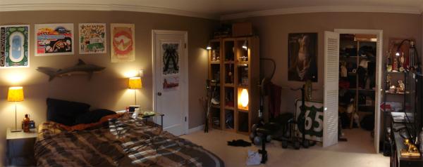 Todd's Bedroom