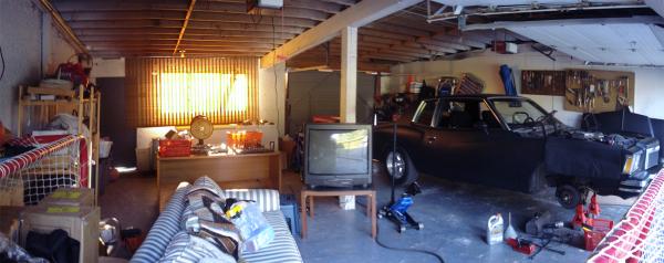 Whisper's Garage