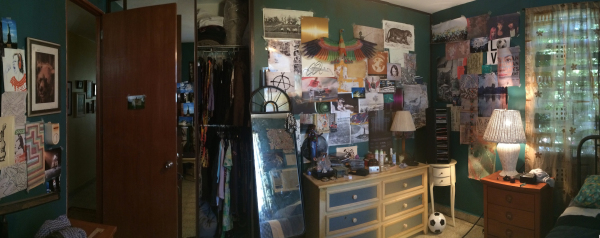 Izzy's bedroom