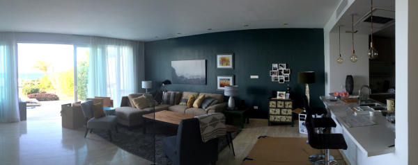 Nick & Taylor's Apartment