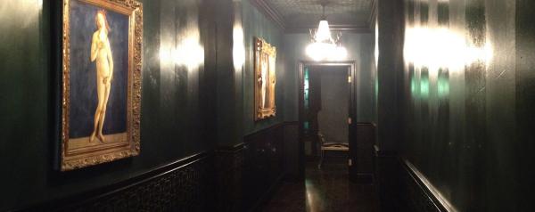 Dominatrix Boudoir - Hallway