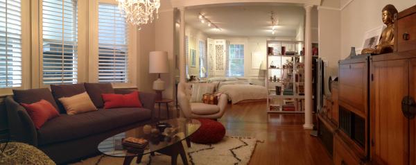Eve's Apartment