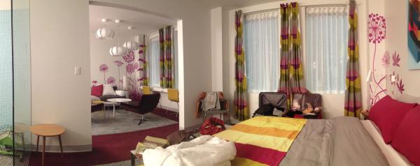 Harper Hotel Suite