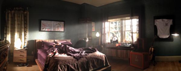 Manny's Bedroom
