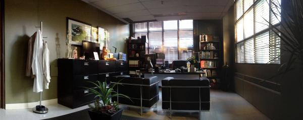 Dr Rush Sr's Office